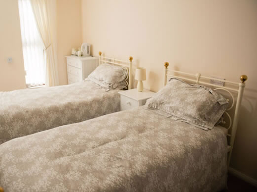 Book a Guest Room