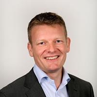 Graeme Foster, Chief Executive