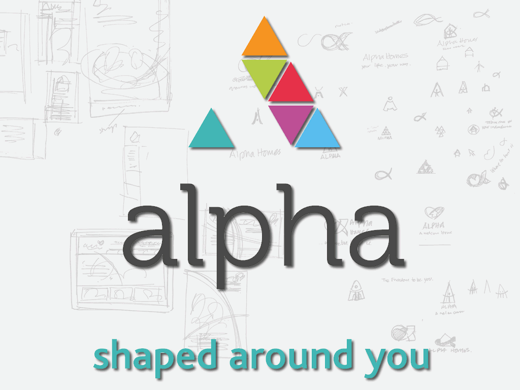 Alpha - Our Re-brand