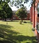 Saxon Court, St Helens - garden