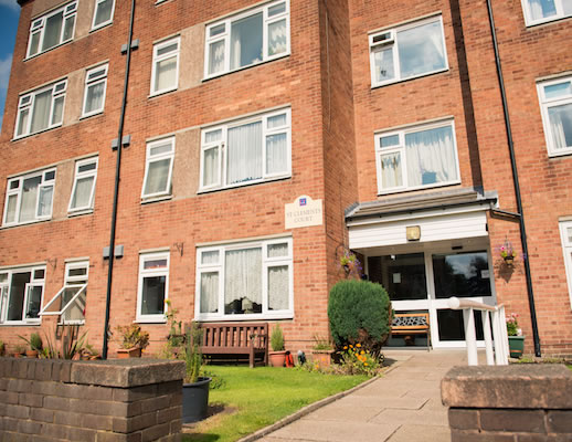 St Clements Court, Macclesfield