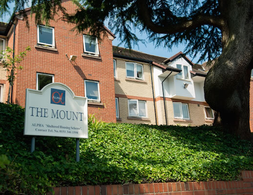 The Mount, Bebington