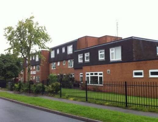 Willow Court, Winsford