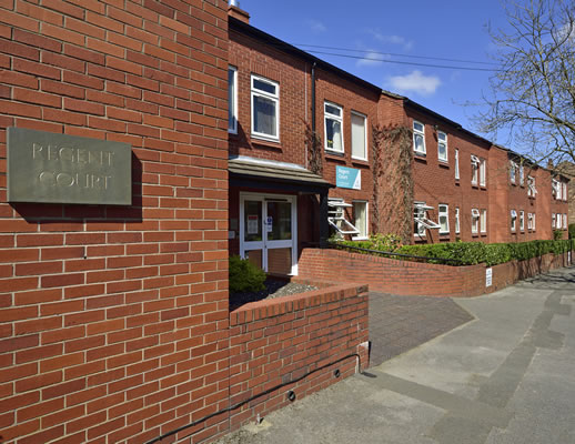 Regent Court, Staffordshire
